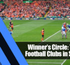 9 140x130 - Winner's Circle: The Best Football Clubs in Scotland